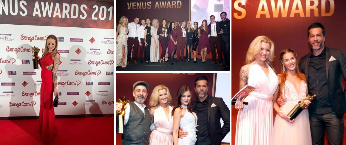 Venus Berlin GmbH - Venus Award Verleihung 2019